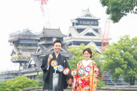 【熊本店】超格安、和装1着プランキャンペーン-熊本 前撮り スタジオフィール