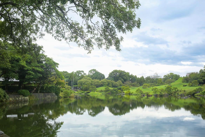 熊本市、出水神社での神社挙式