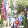長崎 富松神社 色打掛 和婚