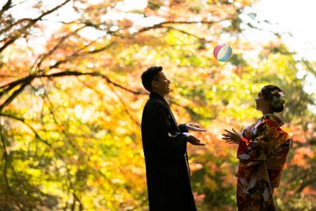 【熊本店:1~12月撮影】神社挙式 和装レンタルフルサポートプラン限定  色打掛撮影無料-神社挙式