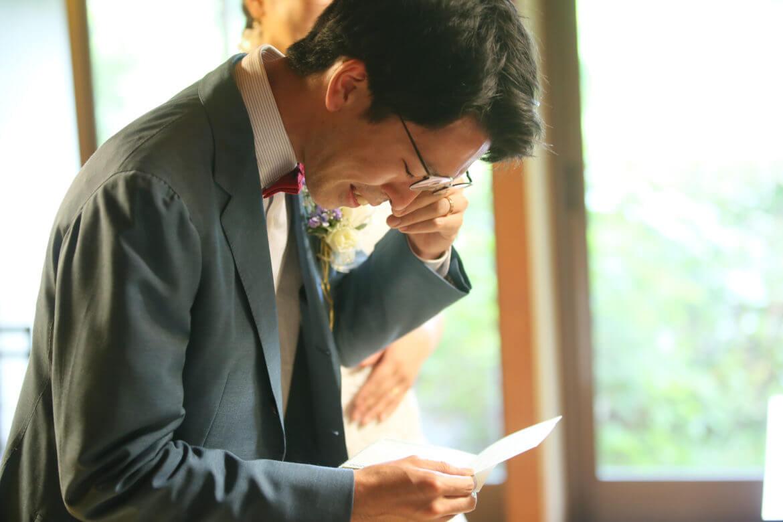 手紙のシーン、こちらまで涙が・・・。