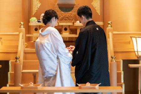 神社挙式 福岡 太宰府八幡宮