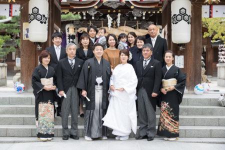 神社挙式 福岡 櫛田神社