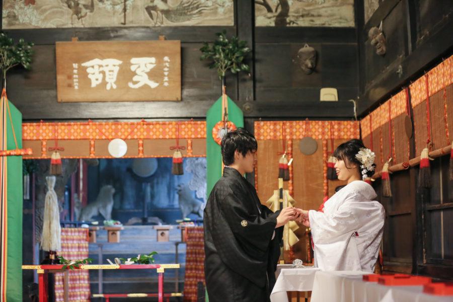 神社挙式 福岡