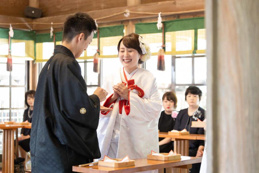 神社挙式 鹿児島 新田神社