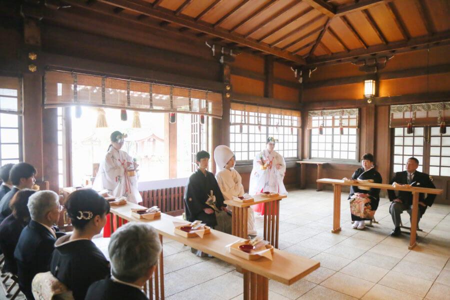 神社挙式 熊本