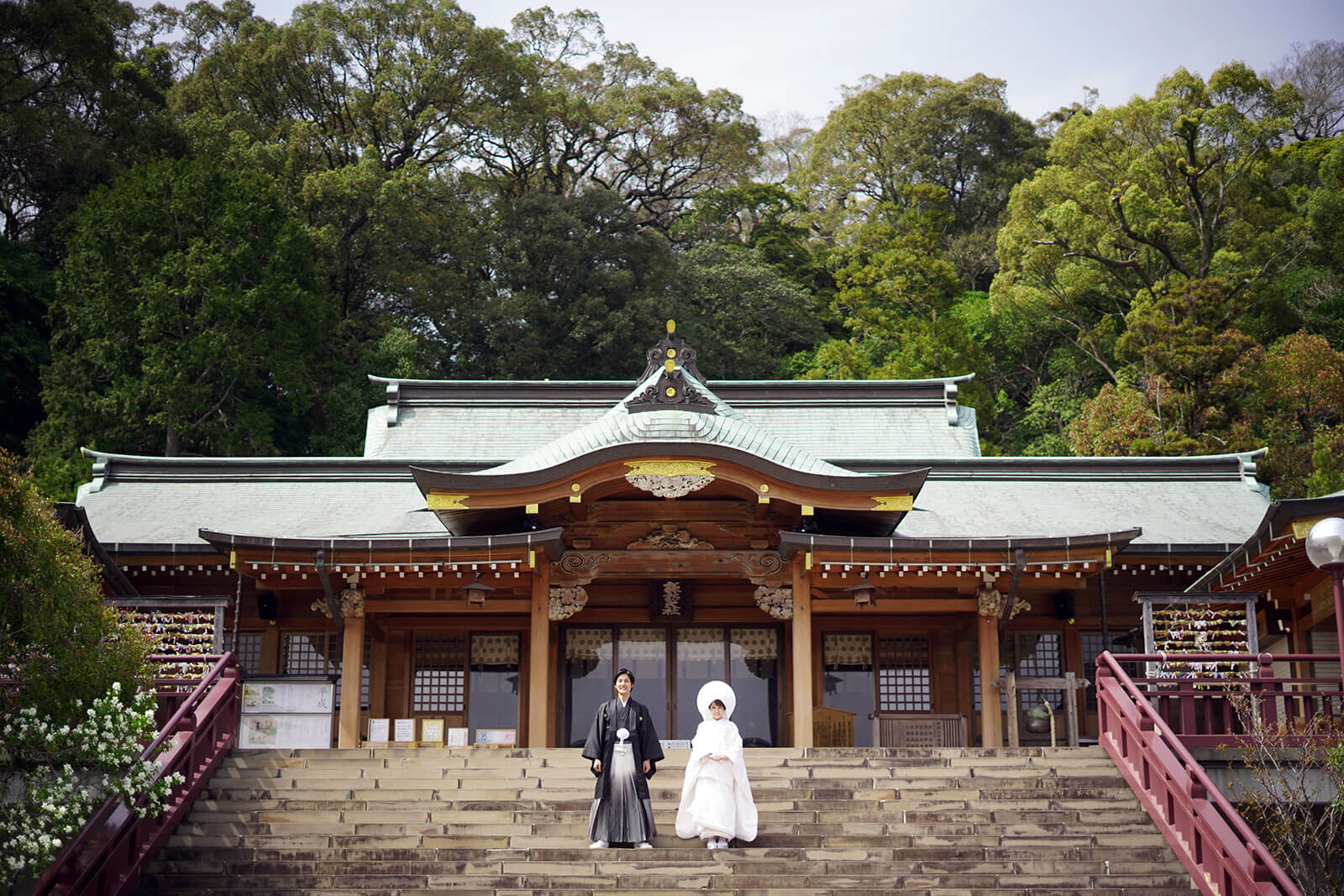 長崎 諏訪神社前撮りプラン