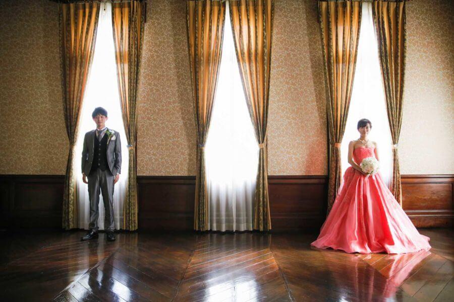 福岡 前撮り ドレス 貴賓館