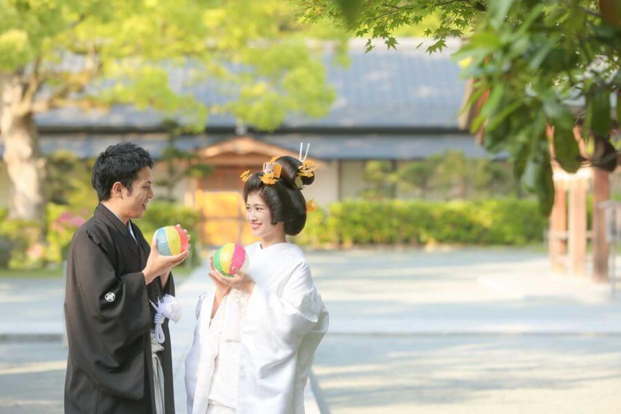 福岡 神社前撮り 宗像大社 和装