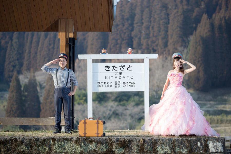 前撮り 熊本 ドレス