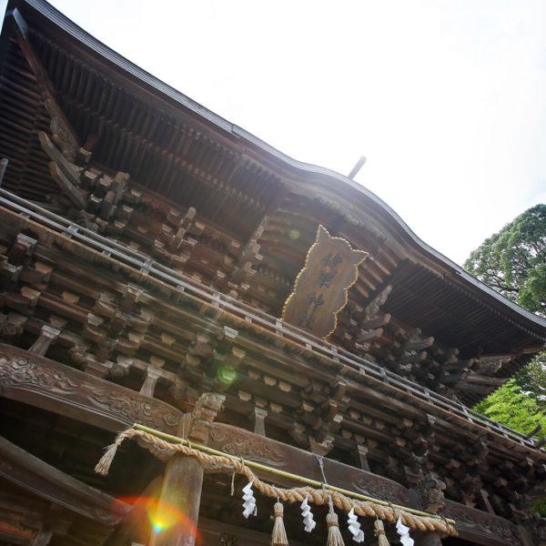 神社式 健軍神社 熊本 和装