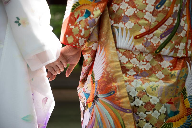 LGBT 和装 福岡 ロケーション