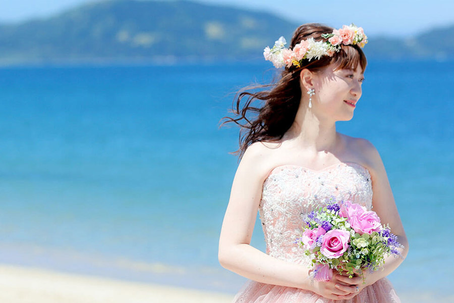 ドレス髪型一覧 | 花嫁の髪型集