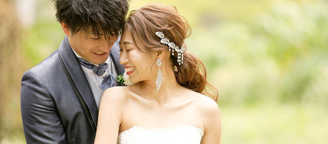 和装洋装プランのご紹介 | 前撮り・結婚写真・ブライダル撮影専門スタジオフィール